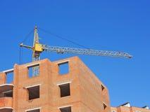 Het werk van de bouw stock fotografie
