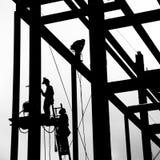 Het werk van het staal royalty-vrije stock foto