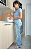 Het werktuig van de keuken Stock Foto's