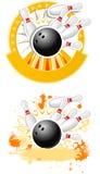 Het werpen Staking vector illustratie