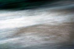 Het wervelen van water Stock Fotografie
