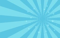 Het wervelende radiale patroon speelt achtergrond mee Vierkant van de draaikolk starburst het spiraalvormige draai De stralen van royalty-vrije illustratie