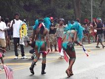 Het Westen Indische (Dag van de Arbeid) Parade 12 van 2013 Stock Afbeelding