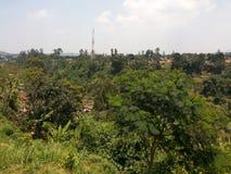 Het westen Java Landscape 8 Stock Fotografie