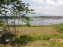 Het westen Java Landscape 11 Stock Afbeelding