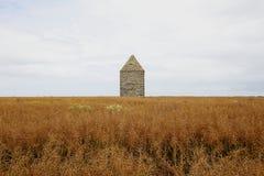 Het westen stijgt het Signaalpost van Admiraliteit salcombe, Devon het UK Stock Fotografie