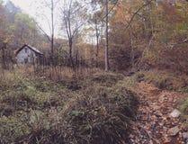 Het westen Virginia House Stock Afbeeldingen