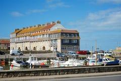 Het westenbaai, Dorset, het UK royalty-vrije stock foto's