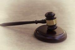 Het wettelijke beeld van het wetsconcept Stock Foto's