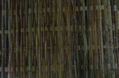 Het weven bamboetextuur royalty-vrije stock foto