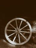 Het wiel Stock Foto