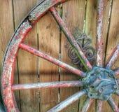 Het wiel sprak royalty-vrije stock fotografie