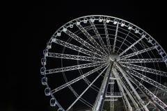 Het wiel van Boedapest Royalty-vrije Stock Foto's