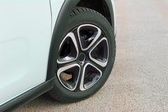 Het wiel van de auto Royalty-vrije Stock Foto's