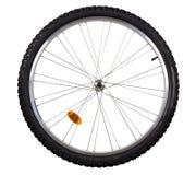 Het wiel van de fiets Royalty-vrije Stock Fotografie