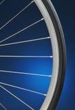 Het Wiel van de fiets Stock Foto's