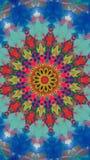 Het wiel van de kleur Royalty-vrije Stock Foto's