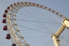 Het wiel van de observatie Stock Fotografie