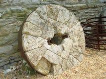 Het Wiel van de steen Stock Foto's