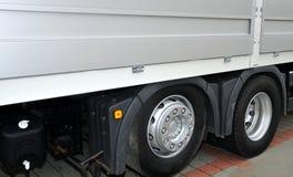 Het wiel van de vrachtwagen royalty-vrije stock fotografie