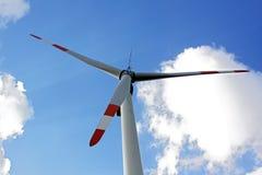 Het wiel van de wind Stock Foto's
