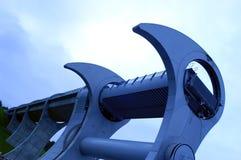 Het Wiel van Falkirk Royalty-vrije Stock Afbeelding