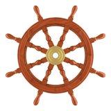 Het wiel van het schip Royalty-vrije Stock Afbeelding
