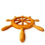 Het wiel van het schip Royalty-vrije Stock Foto