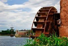 Het wiel van het water Royalty-vrije Stock Fotografie