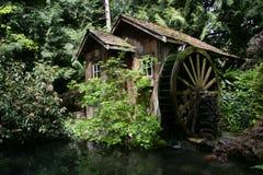 Het wiel van het water Royalty-vrije Stock Foto's