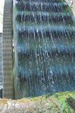 Het wiel van het water royalty-vrije stock afbeelding
