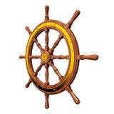 Het wiel van schepen Stock Afbeelding