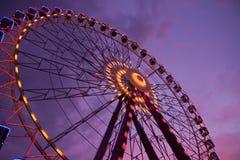 Het wiel van veerboten Royalty-vrije Stock Fotografie