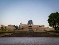 Het wijd geschotene Museum van Longquanceledon royalty-vrije stock afbeelding