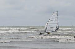 Het windsurfing van de formule Stock Afbeeldingen