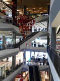 Het winkelcomplex van Thailand Stock Afbeelding