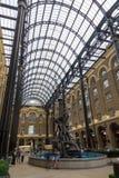 Het winkelcomplexhooi Galleria, Londen, het Verenigd Koninkrijk royalty-vrije stock fotografie