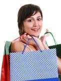 Het winkelen! Royalty-vrije Stock Afbeeldingen