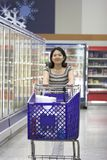 Het winkelen Stock Foto's