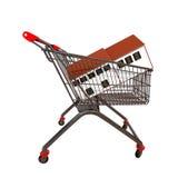 Het winkelen concept Stock Foto