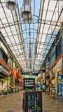 Het winkelen galerij in Atami-stad, de prefectuur van Shizuoka, Japan royalty-vrije stock afbeeldingen