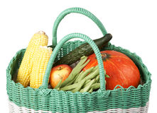Het winkelen groente Royalty-vrije Stock Foto's