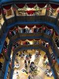 Het winkelen in Londen Stock Foto