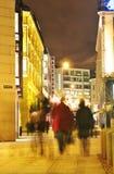 Het winkelen in Oslo Stock Fotografie