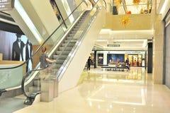 Het winkelen plein Stock Fotografie