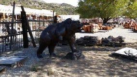 Het winkelen reis aan Santa Fe Stock Foto's