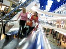 Het winkelen in Rusland Stock Foto's