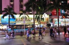 Het winkelen in Shenzhen Royalty-vrije Stock Foto