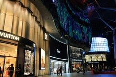 Het winkelen Singapore Royalty-vrije Stock Foto