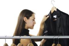 Het winkelen Tijd Stock Foto
